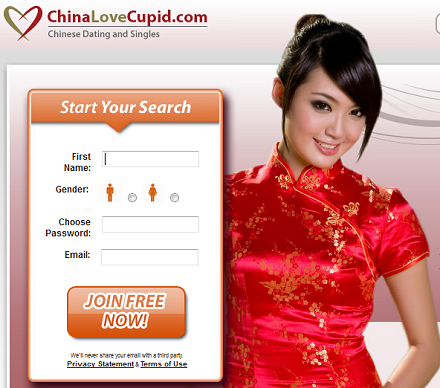 list of dating site in china